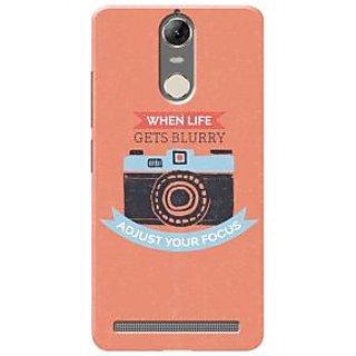 HACHI Premium Printed Cool Case Mobile Cover For Lenovo K5 Note