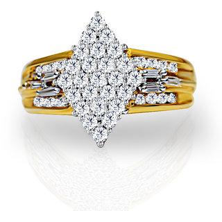 Sparkling Royal Diamond Ring