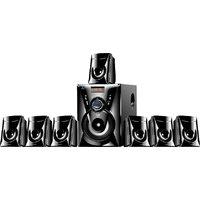 I Kall TA777 Portable 7.1 Home Audio Bluetooth Speaker  (No Earphones)
