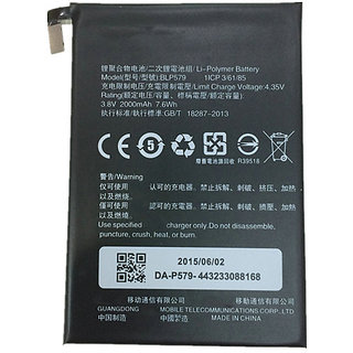 Li Ion Polymer Replacement Battery BLP-579 for Oppo R5 R8107 R8109