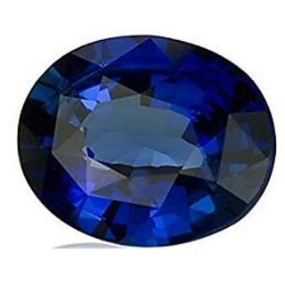 Jaipur Gemstone 11.25 carat Blue Sapphire(neelam)