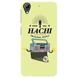 HACHI Premium Printed Cool Case Mobile Cover For HTC Desire 626s