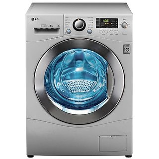 Lg F1496Tdp24 Front Load Washing Machines