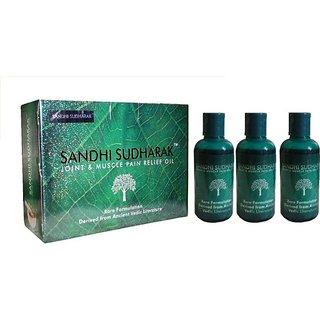 IBS Sandhi n Sudharak n Ayurvedic Full Massage  Sudhasudha Oil Better Than(175 ml)