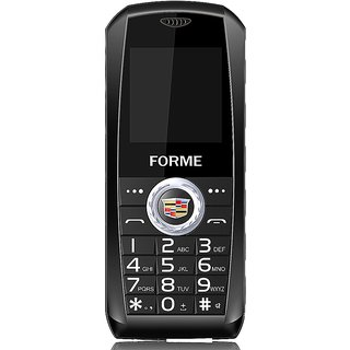 Forme D20 Black