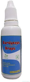 Hawaiian herbal cordyceps drops