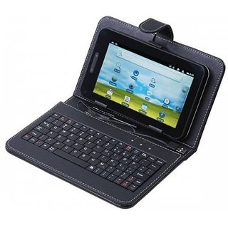 IKall IK1 (1+4GB) Dual Sim Calling Tablet with Keyboard 4 GB 7 inch with 3G