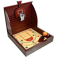 Wooden Basketball Table Top Game
