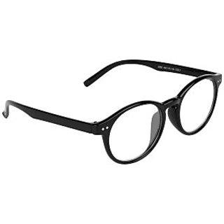 Zyaden Black Round Eyewear Frame 205