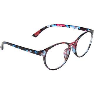 Zyaden Multicolor Round Eyewear Frame 192