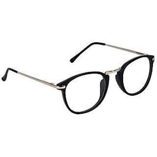 Zyaden Black Round Eyewear Frame 212