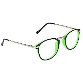 Zyaden Green Round Eyewear Frame 214