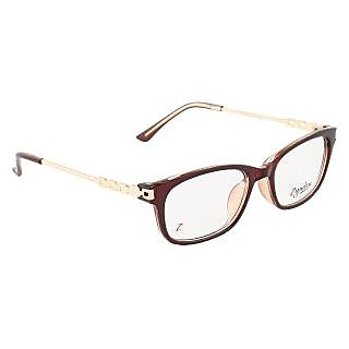 901f83a934 Buy Zyaden Brown Rectangle Eyewear Frame 11 Online - Get 61% Off