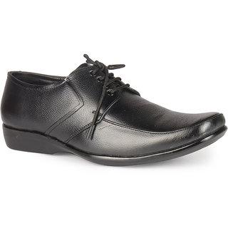 Leather King Men Formal Shoe Williams Black