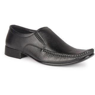 Leather King Men Formal Shoe Lewis Black