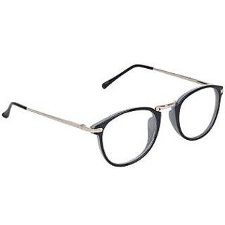 Zyaden Black Round Eyewear Frame 217
