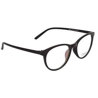 Zyaden Black Round Eyewear Frame 131