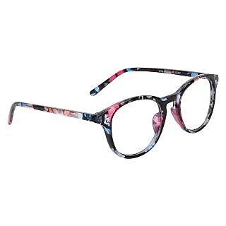 Zyaden Multicolor Round Eyewear Frame 143