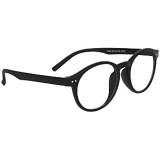 b28b084403 Buy Zyaden Black Round Eyewear Frame 144 Online - Get 67% Off