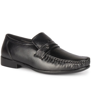 Leather King Men Formal Shoe Scott Black