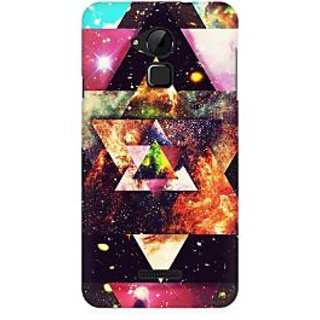 RAYITE Galaxy Art Premium Printed Mobile Back Case Cover For Coolpad Note 3