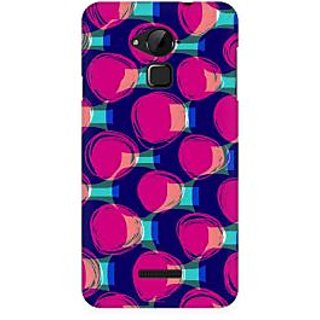 RAYITE Balloon Illusion Premium Printed Mobile Back Case Cover For Coolpad Note 3