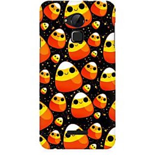 RAYITE Cute Egg Toons Premium Printed Mobile Back Case Cover For Coolpad Note 3