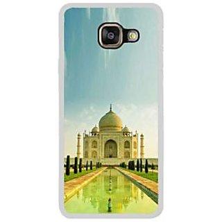 Fuson Designer Phone Back Case Cover Samsung Galaxy A7 (6) 2016 ( The Indian Wonder Taj Mahal )