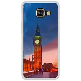 Fuson Designer Phone Back Case Cover Samsung Galaxy A7 (6) 2016 ( From England, With Love )