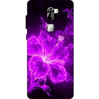 Go Hooked Designer Soft Back Cover For COOLPAD COOL 1 + Free Mobile Stand (Assorted Design)