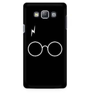 RAYITE Harry Potter Premium Printed Mobile Back Case Cover For Samsung On7