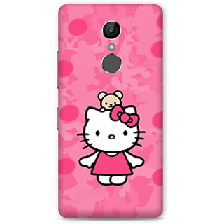 huge discount d66b2 9765a Gionee S6S Designer Hard-Plastic Phone Cover From Print Opera -Hello Kitty