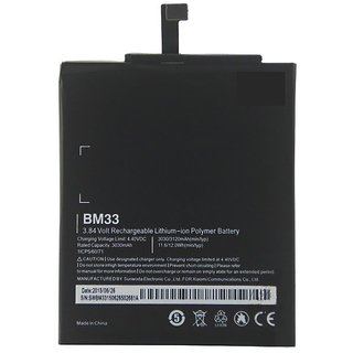 Li-ion Polymer Replacement Battery BM-33 BM33 for Redmi MI4i