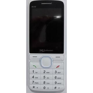 MUPHONE M320 (2.4 Inch, Bluetooth/FM Radio)