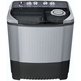 LG 8.5 Kg P9562R3S/P9562R3SA Semi Automatic Top Load Washing Machine Grey