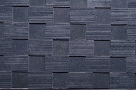 Vitrified Tile Mosaic 500 mm x 200 mm, Brown