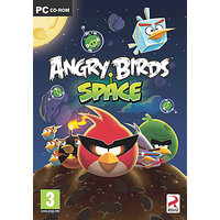 Angry Birds New Addition Space PC Game