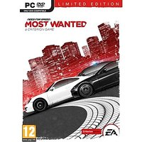 Need For Speed Most Wanted Limited Edition For PC