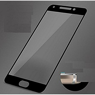 OPPO F1s Full Cover Screen Protector For Premium Tempered Glass 9H Hardness Phone Toughened
