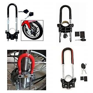 Universal Bike Front Wheel Lock For All Bikes