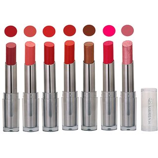 Rythmx  Lipstick  Long Lasting  4 gm Pack of 7