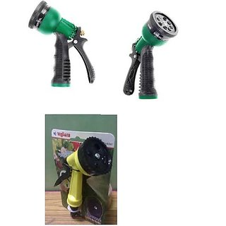 Water Spray Gun (4 patterns) for Car/ Bike Washing (K)