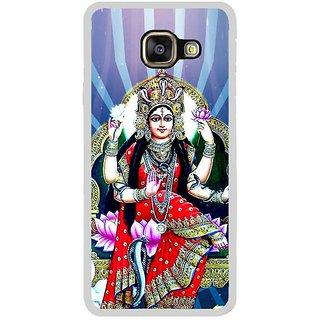 Fuson Designer Phone Back Case Cover Samsung Galaxy A5 (6) 2016 ( Mata Mansa Devi )