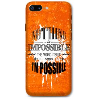 Iphone 7 Plus Designer Hard-Plastic Phone Cover From Print Opera -Typography