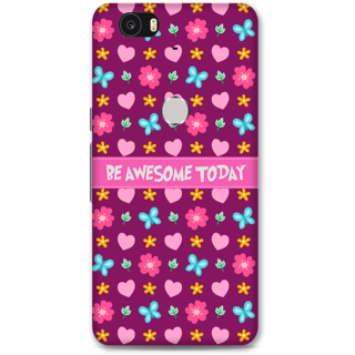 Google Nexus 6p Designer Hard-Plastic Phone Cover From Print Opera - Be Awesome Today