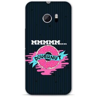 Htc 10 Designer Hard-Plastic Phone Cover From Print Opera - Doughnut