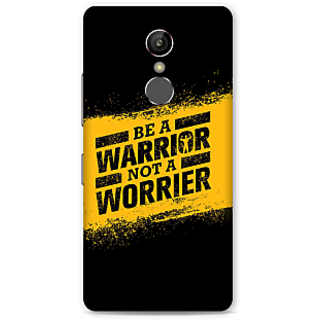Gionee S6S Designer Hard-Plastic Phone Cover From Print Opera -Typography