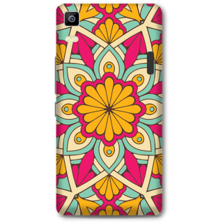 Lenovo K3 Note Designer Hard-Plastic Phone Cover From Print Opera - Graffiti & Illustration