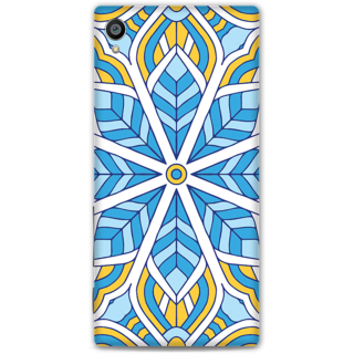 Sony Xperia Z5 Premium Designer Hard-Plastic Phone Cover From Print Opera - Colored Pattern