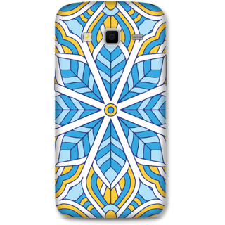 Samsung Galaxy Grand 2 Designer Hard-Plastic Phone Cover From Print Opera - Colored Pattern